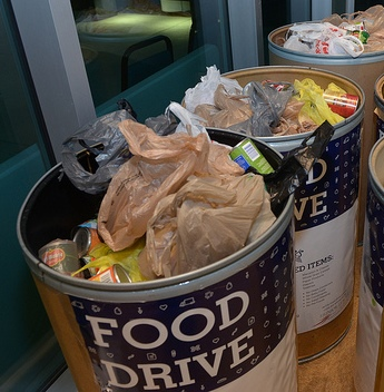 MM Food drive