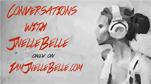 Conversations With JnelleBelle logo
